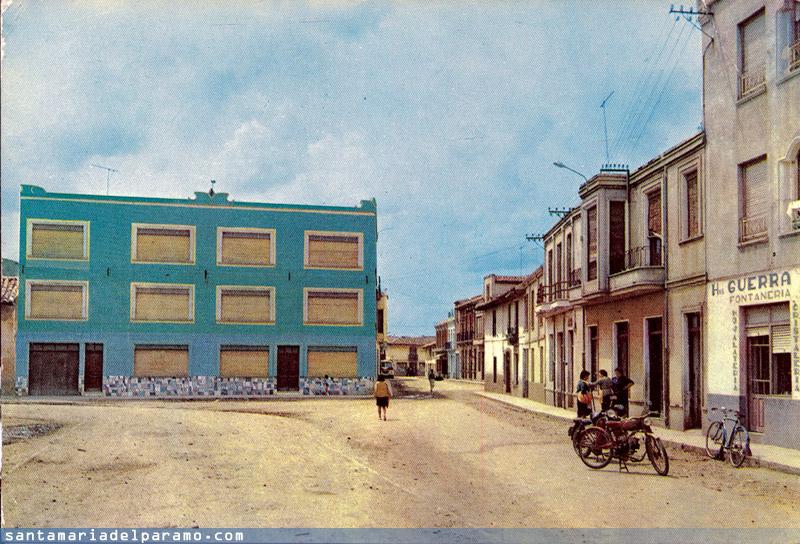 Plaza del Cristo 1970-2014