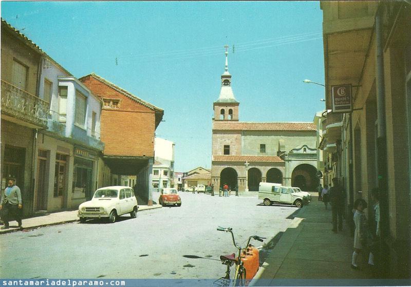Plaza Mayor 1975-2014