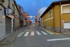 Calles y plazas