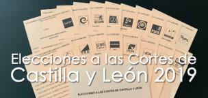 Elecciones 2019 a las Cortes de Castilla y León