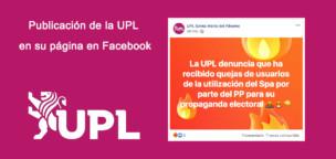 La UPL denuncia el uso de la imagen de León Termal por parte del PP