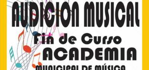 Audición musical