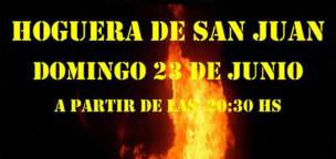 Hoguera de San Juan 2019