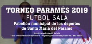 XVI Torneo Paramés de Fútbol Sala 2019