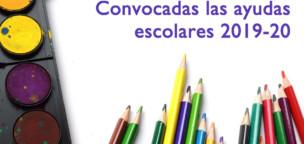 Ayudas escolares curso 2019-20