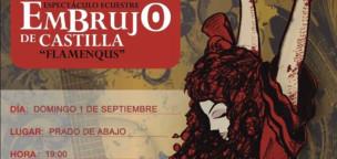Espectáculo ecuestre Flamencus