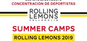 Concentración de deportistas Rolling Lemons 2019