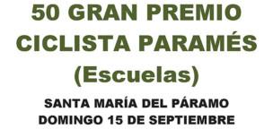 L Gran Premio Ciclista Paramés (escuelas)