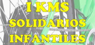 I kilómetros solidarios infantiles