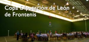 Copa Diputación de Frontenis