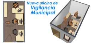 Nueva oficina de Vigilancia Municipal