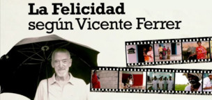 """Charla - Coloquio: """"La Felicidad según Vicente Ferrer"""""""