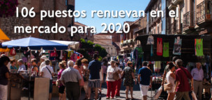 106 puestos renuevan la concesión para el año 2020 en nuestro mercado