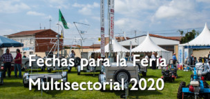 La 60ª Feria Multisectorial será del 4 al 6 de septiembre