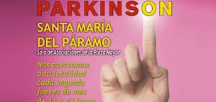Jornada informativa Parkinson León, febrero 2020