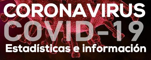 Coronavirus: Estadisticas e información