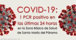 Un nuevo positivo por PCR en la Z.B.S. de Santa María del Páramo
