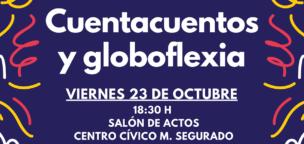 Cuentacuentos y globoflexia