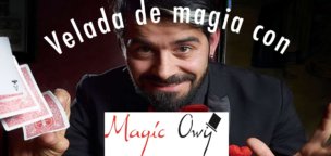 Tarde de magia con Magic Owy
