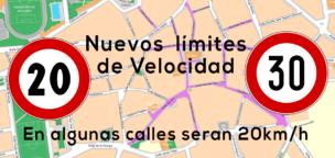 Nuevas velocidades máximas en Santa María del Páramo