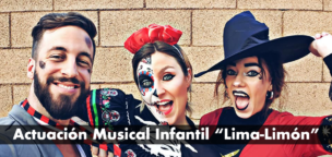 """Actuación Musical Infantil """"Lima-Limón"""""""