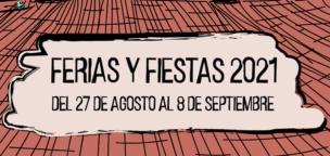 Programa de las Ferias y Fiestas  2021
