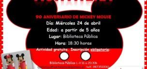 Activiteka: Micky Mouse