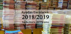 12.486,15 € en ayudas escolares 2018/19