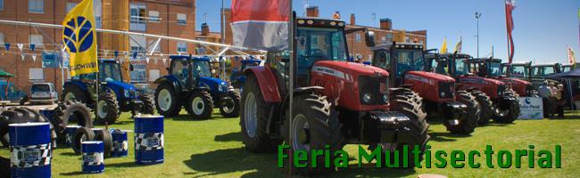 Feria Multisectorial de Santa María del Páramo