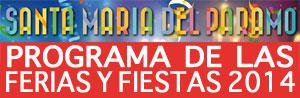 Programa de las Ferias y Fiestas 2014