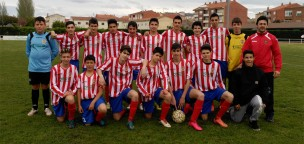 Los Cadetes del Atlético Paramés ascienden de categoría