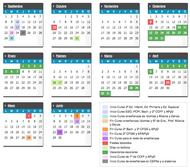 calendarioescolar201415