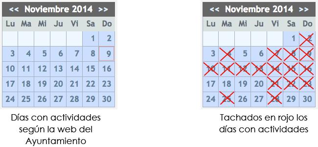 calendarionov