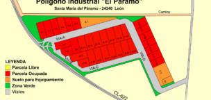 Propuesta de nombres para las calles del polígono industrial