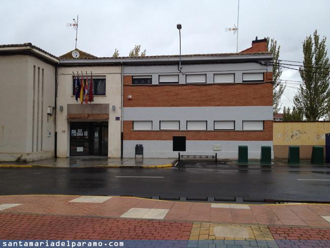 Fachada del Centro Cívico Magdalena Segurado