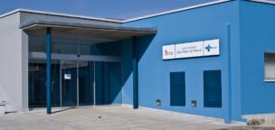 Ciudadanos pide el arreglo del Centro de Salud