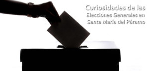 Curiosidades de las elecciones generales en nuestro pueblo