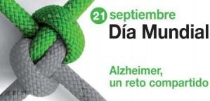 Actividades por el día mundial del Alzheimer