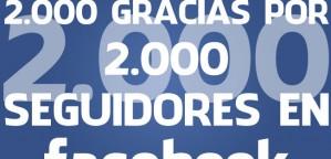 santamariadelparamo.com alcanza los 2.000 seguidores en facebook