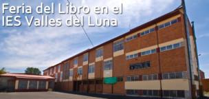 Feria del Libro en el IES Valles del Luna