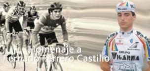 Homenaje a Fernando Ferrero Castrillo del C.D. Las Hoces