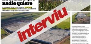 La basura de El Busto en la revista Interviú