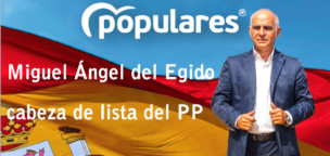 Miguel Ángel del Egido repite como candidato del PP