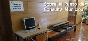 Sobre el Punto de Consulta Municipal