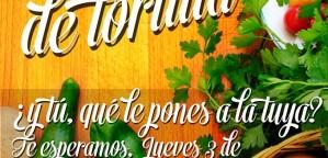 Ferias y Fiestas 2015: II Concurso de Tortillas