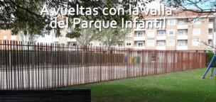 A vueltas con la valla del parque infantil
